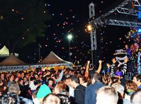 kriss disco coverband festa in piazza
