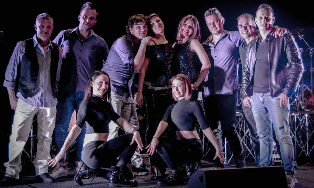 coverband disco per feste in piazza,discoteche e matrimoni