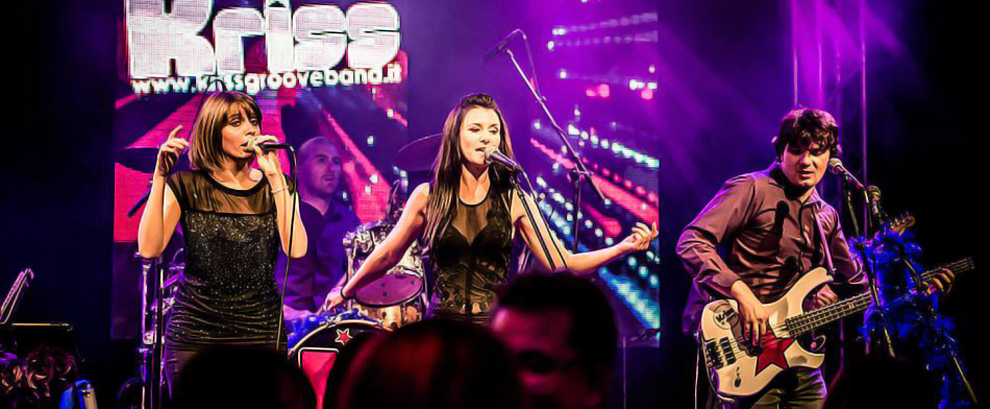 Preserata in discoteca live
