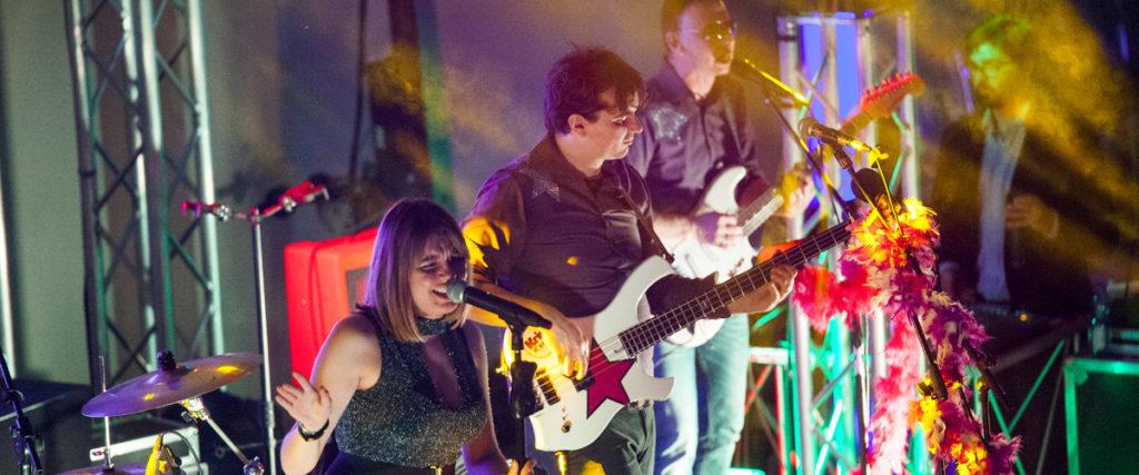 band musica matrimonio - ricevimento nuziale con Kriss!!