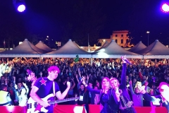 band festa in piazza - kriss Bardolino 2019